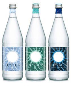 Levico acqua minerale Arte Sella Limited edition