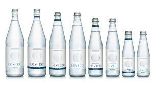 levico acqua minerale range ristorazione