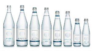 Levico acqua minerale range per la ristorazione