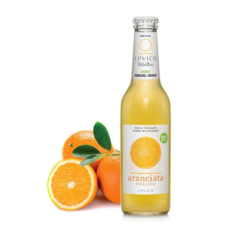 Levico organic beverages - Aranciata 275 cl