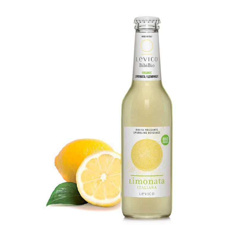 Levico organic beverages - Limonata 275cl