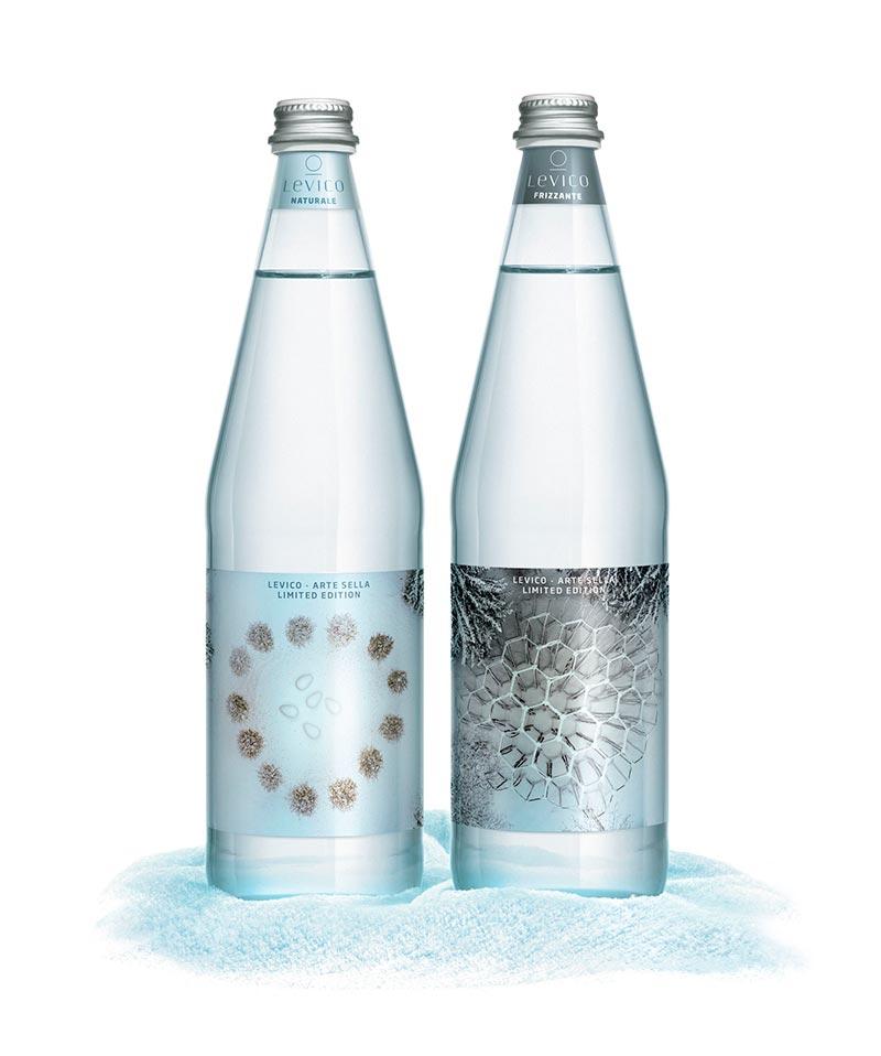 Lewvico acqua minerale Artesella limited edition