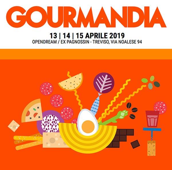 Levico è l'acqua ufficiale di Gourmandia 2019