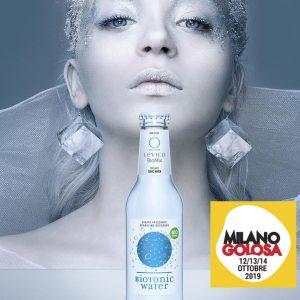 Levico e Icetop protagonisti a Milano Golosa e nei migliori Cocktail Bar Milanesi, a partire dal mitico Bar Basso.
