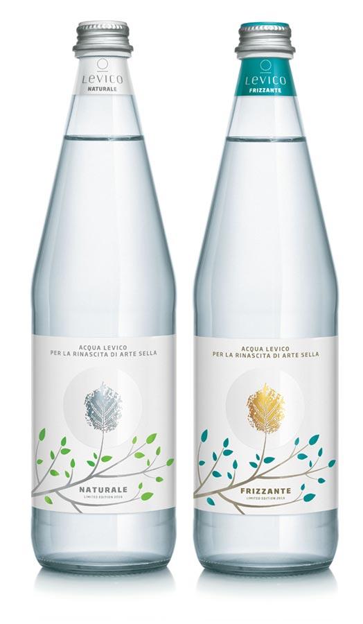 Levico acque bottiglia Artesella