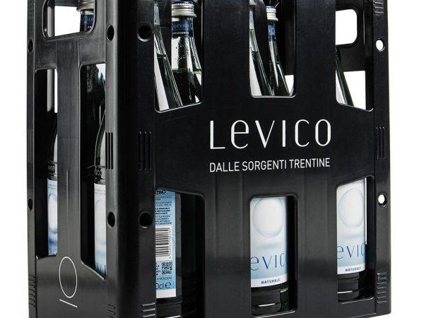 Levico Acque 2009 cestello 6 bottiglie
